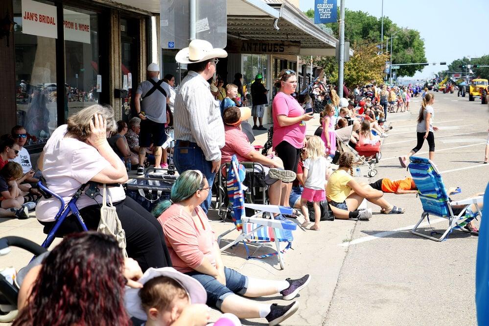 Oregon Trail Days parade, celebration makes comeback