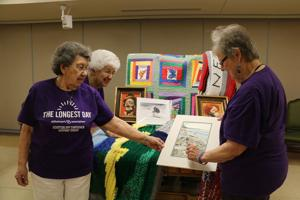 Support group hosting Alzheimer's fundraisers