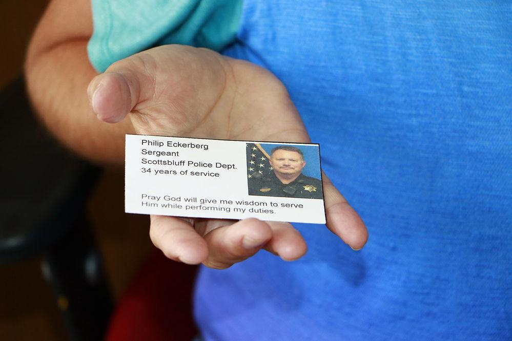 Effort seeks to pair prayer warriors with first responders
