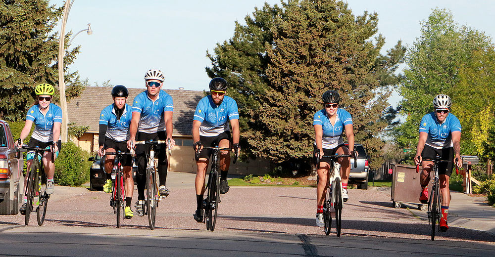 Students ride bicycles across America for water awareness