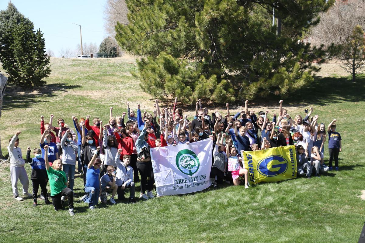 City of Gering celebrates Arbor Day 2