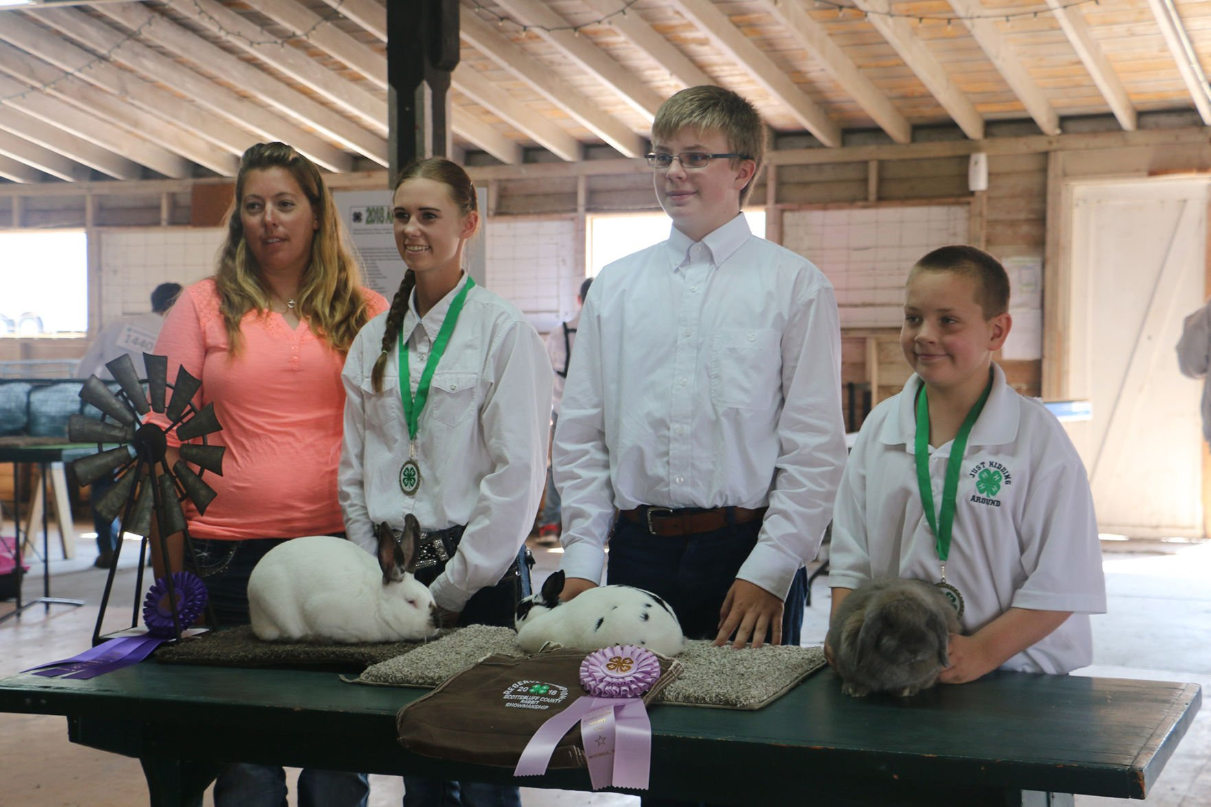 Care, Devotion, Friendship Make Rabbit Showmanship Worth The Effort | Local  News | Starherald.com