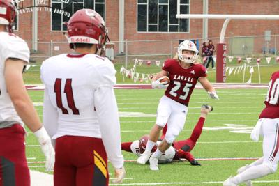 Eagles come up just short in Gunnison
