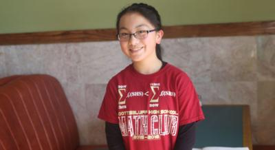 11-year-old BMS student studies Calculus, takes classes at Stanford