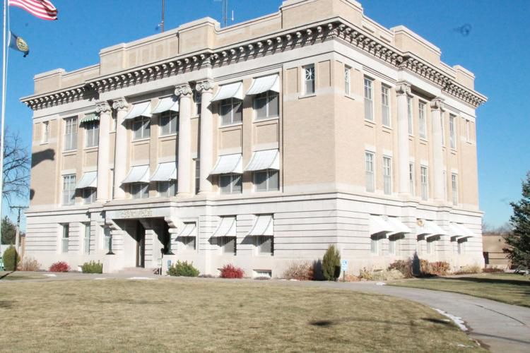 Box Butte County Commissioners Approve Lender for $3.2 Million Courthouse Improvements, Discuss Roads