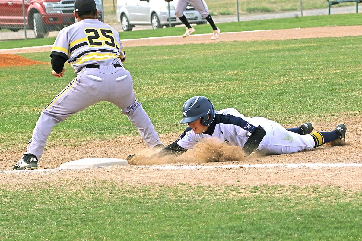 WNCC baseball takes two from NJC