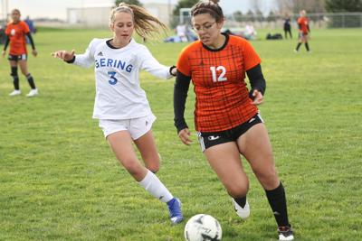 Gering girls season ends with loss to Lexington