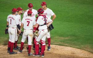 Husker baseball notes: Video replay upholds Altavilla's great catch