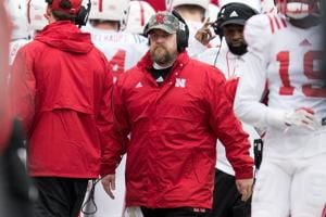 Strength and conditioning coach Zach Duval talks Huskers' workout regime, new facilities