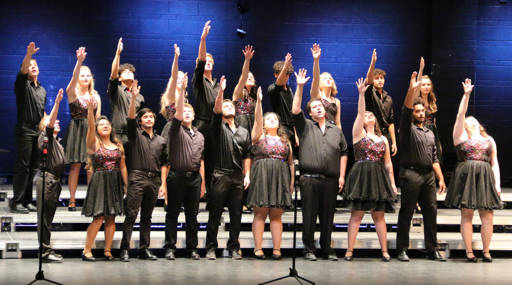 Choir students sing their way to awards at Old West Choir Fest