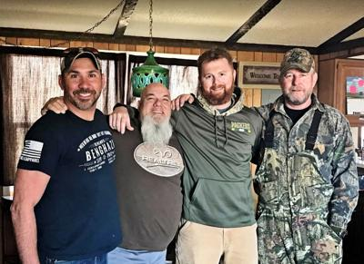 Doose Outfitters helps veterans through unique combination of ministry, hunting