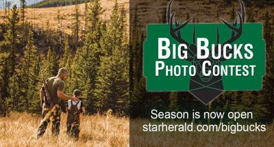 Add a camera to your hunting gear: Enter the Star-Herald's Big Bucks Photo Contest
