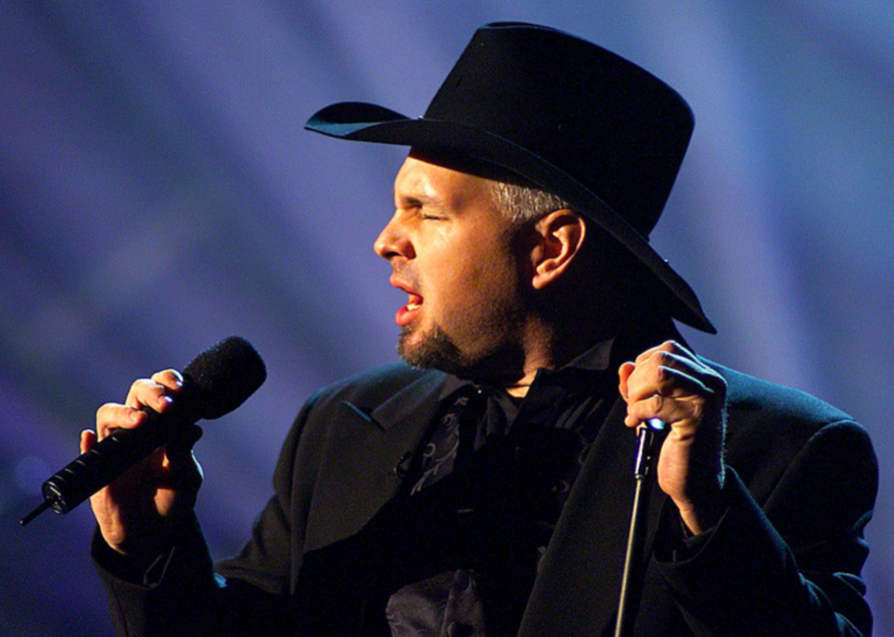 #29. 'The Hits' by Garth Brooks
