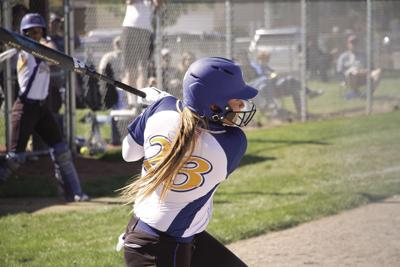 Gering softball team one win from subdistrict title