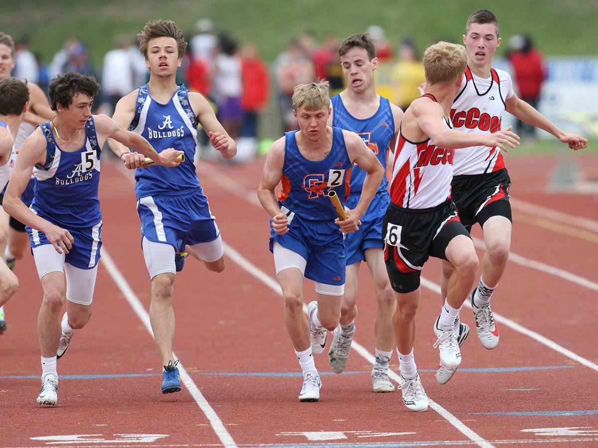 Photos: Nebraska state track and field meet Saturday