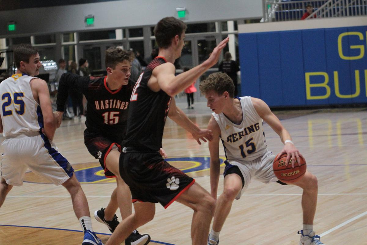 PHOTOS: Gering-Hastings Boys Basketball 12-13-19