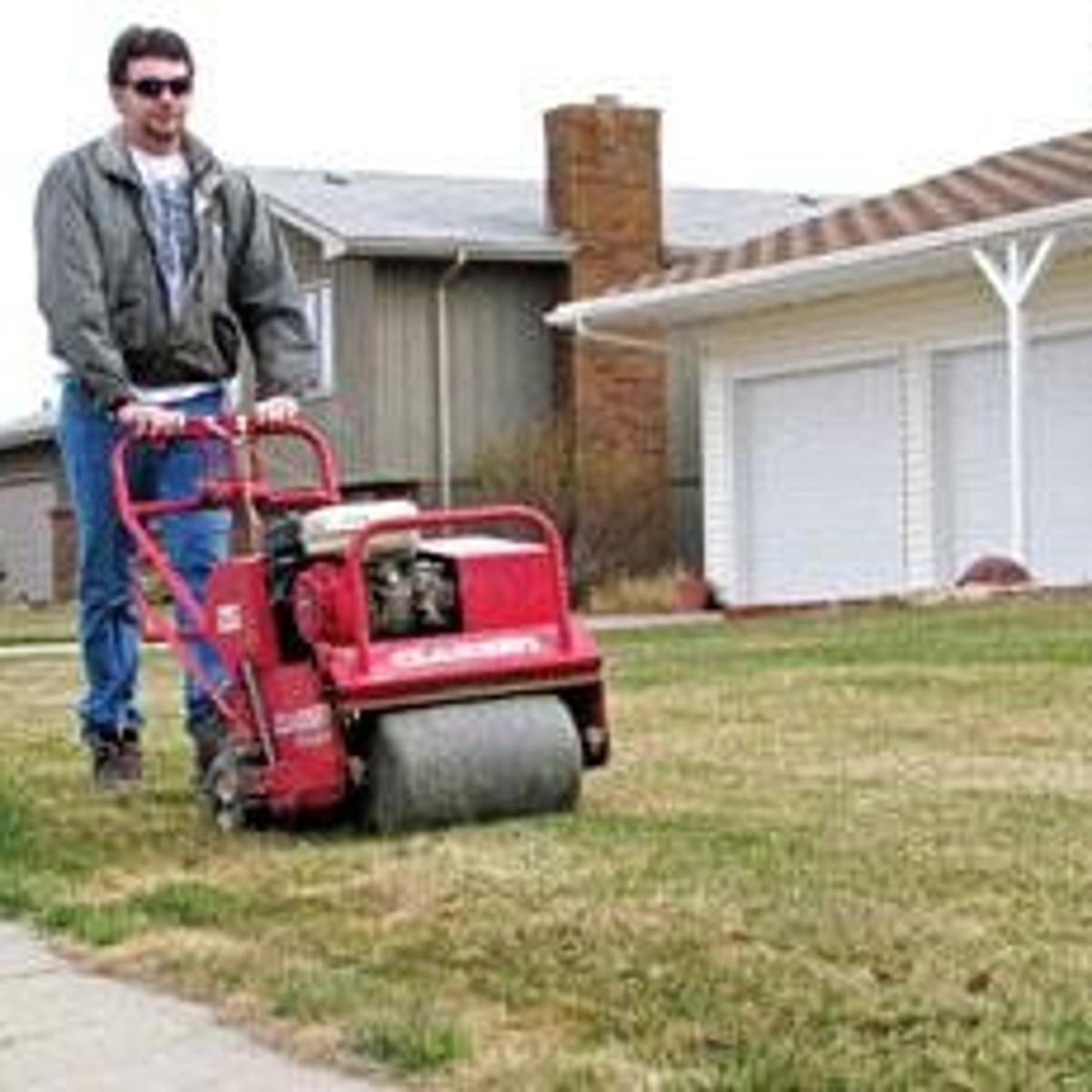 Spring Into Those Lawn Care Cs