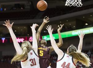 Nebraska women's basketball team to play USC, Sacred Heart in South Point Shootout in Las Vegas