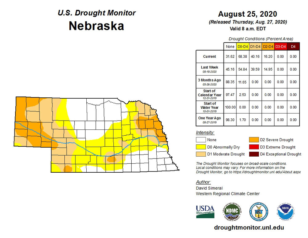 Nebraska Farm Bureau offers resources for those impacted by drought