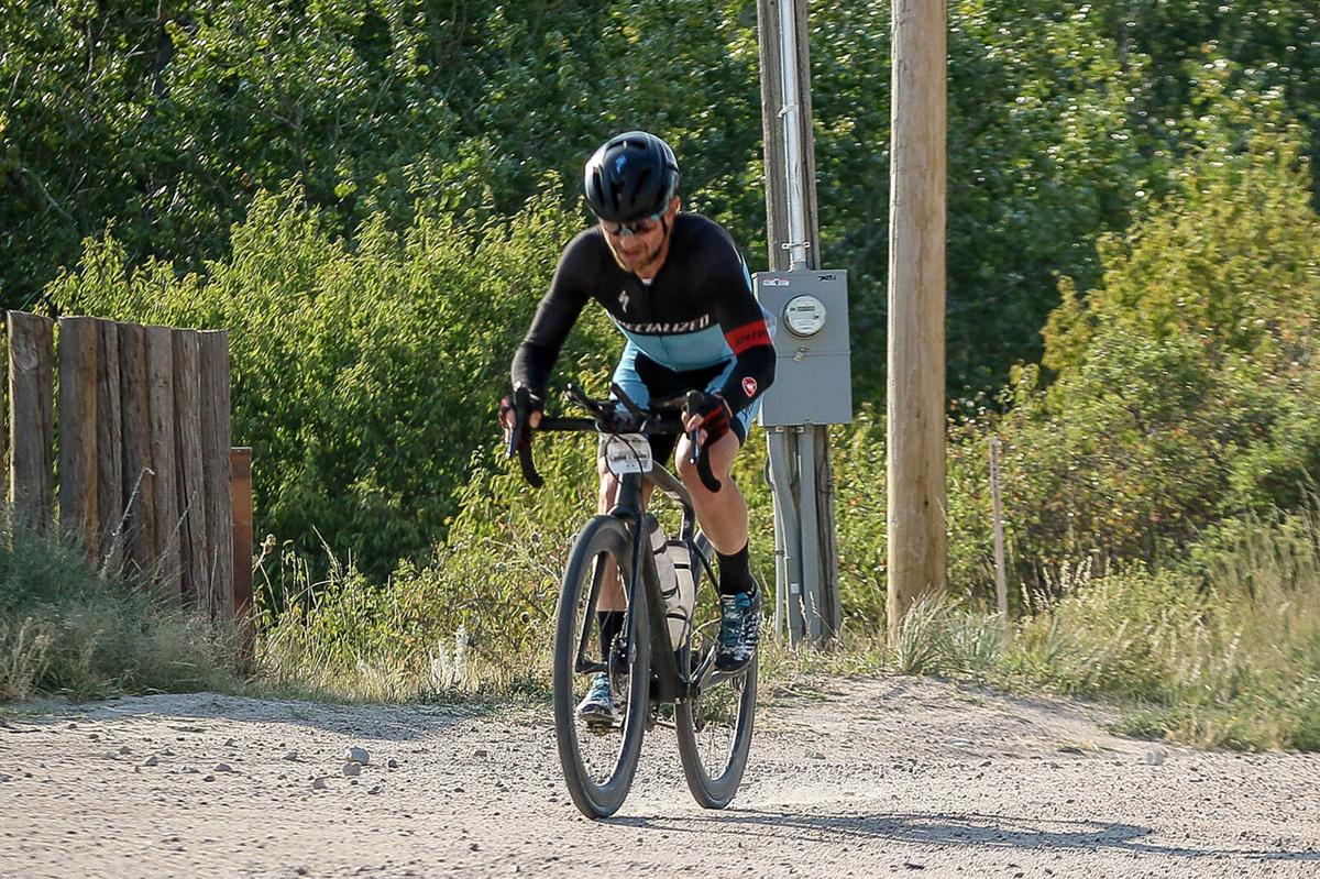Robidoux Quick and Dirty brings cyclists to area