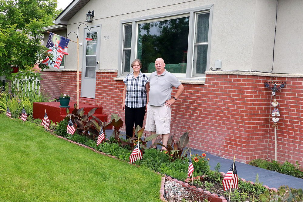 Gering couple reflect life experiences through gardening