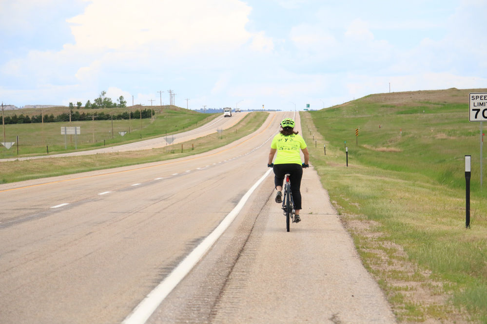 As Tour de Nebraska prepares to come to the community, local cyclist offers drivers tips on sharing the road with cyclists