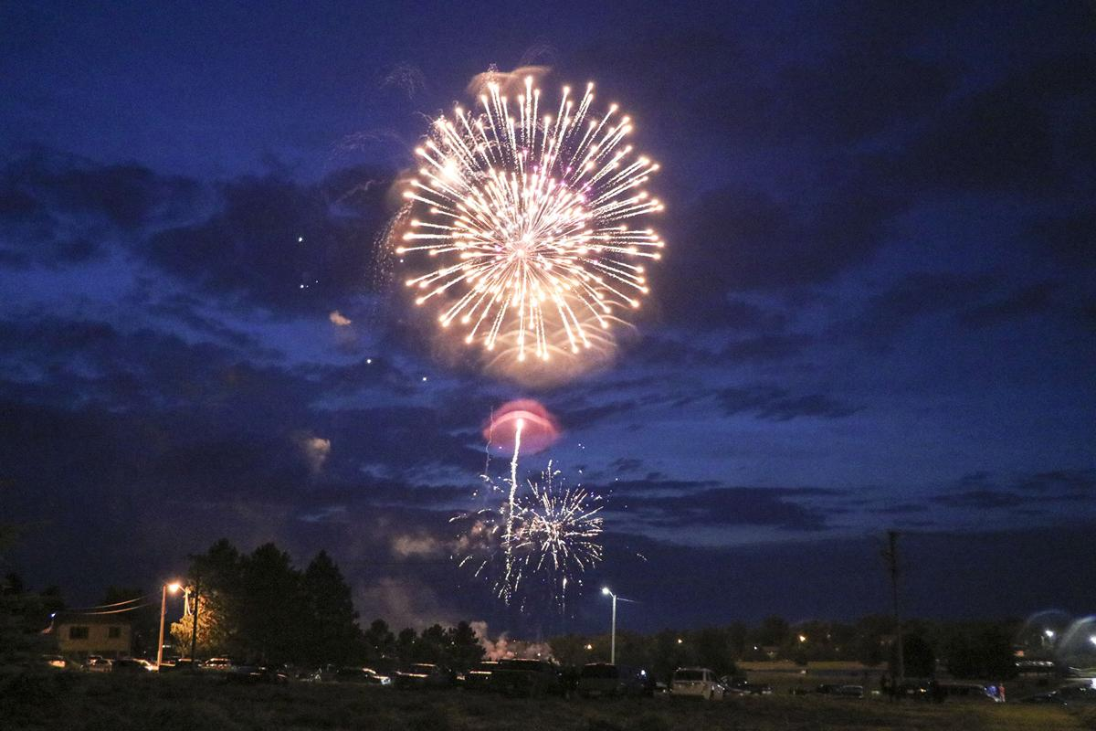 Spectacular Fireworks Show by Alliance Jaycees