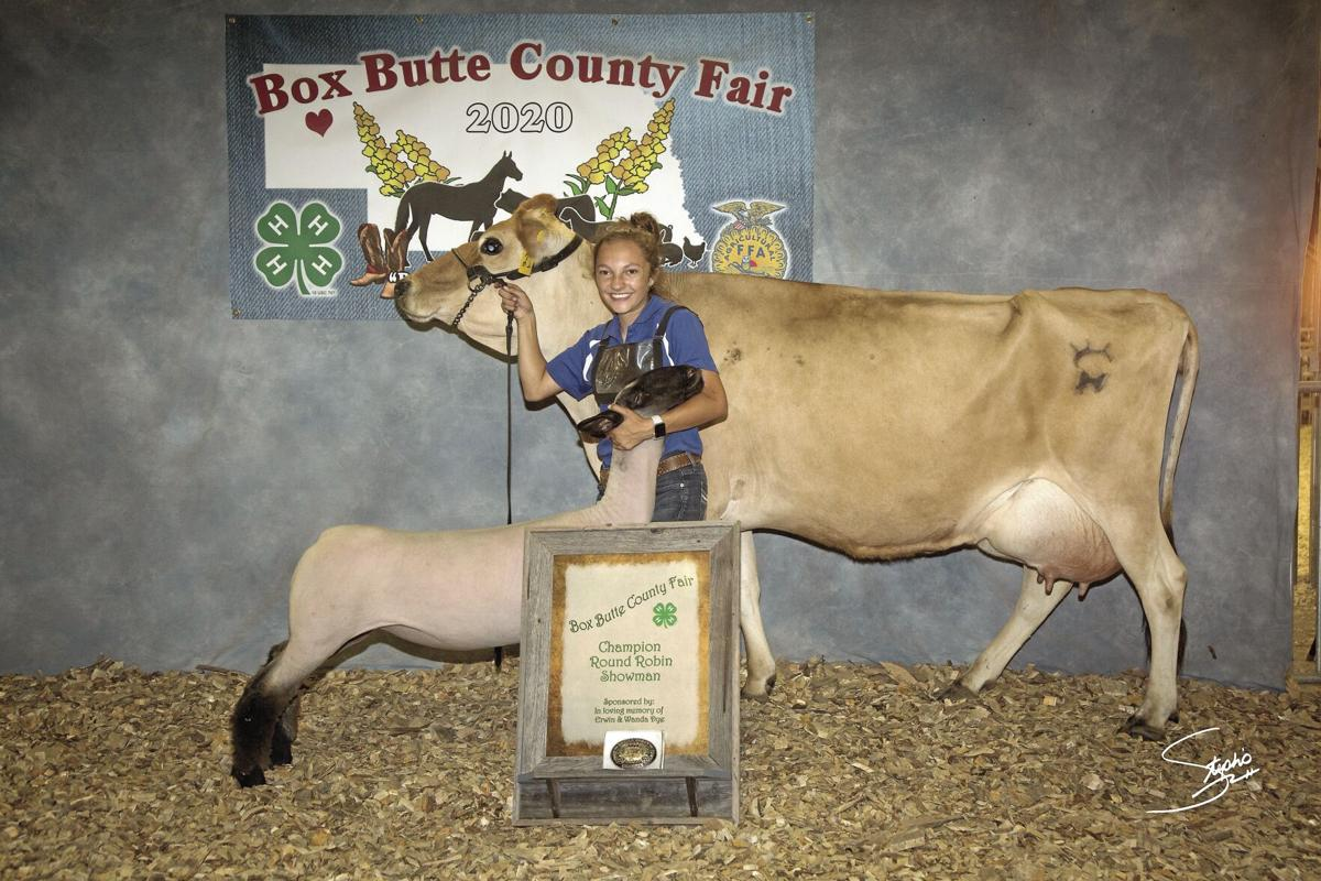 2020 Box Butte County Round Robin Winners