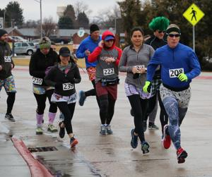 Runners raise awareness about colon cancer
