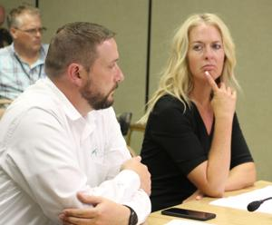 County board discusses mistakes in distributing more than $400,000 in franchising fees