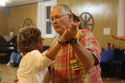 Do Si Do: Square dancing club welcomes new members
