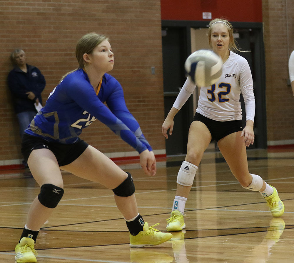 Gering claims fourth-place finish in first GNAC volleyball tournament