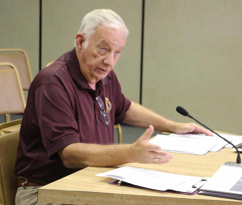 Bridges, communications discussed by county board