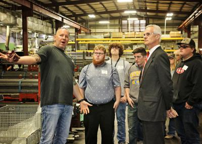 Area students look to the future at Manufacturing Day