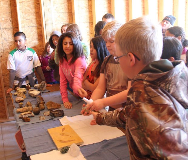 Area students explore nature and history
