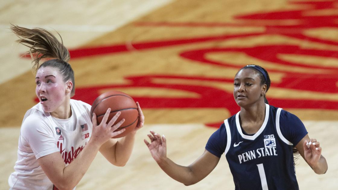 Husker women knock down 13 three-pointers, knock off Penn State 87-72