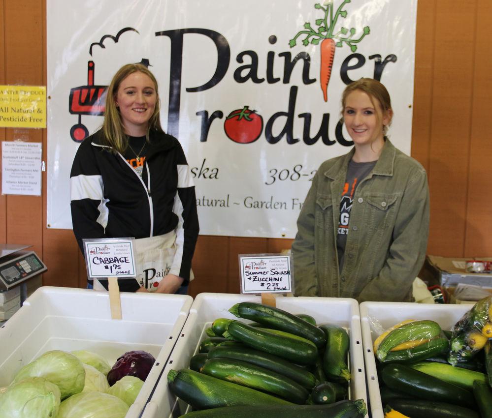 Winter season begins for farmers market