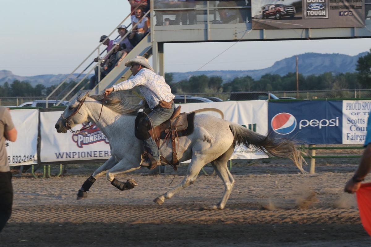 PHOTOS: Scotts Bluff County Fair Rubber Check Race