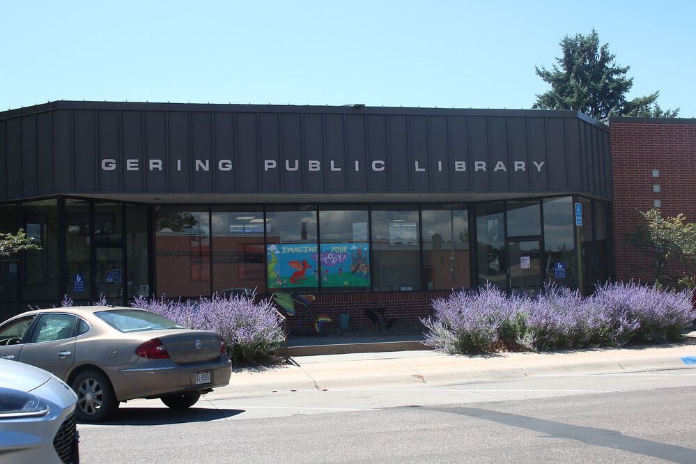COVID-19 pauses Gering Public Library renovation project
