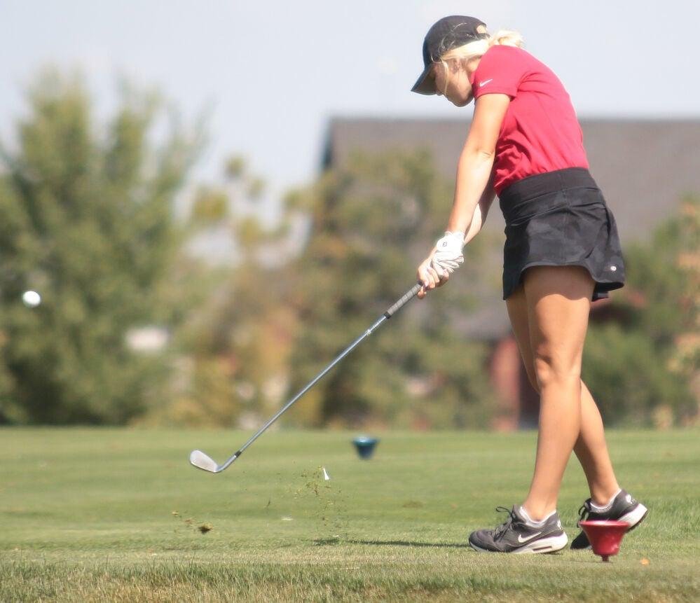 Gering's Emily Krzyzanowski wins fifth straight individual, Scottsbluff wins team
