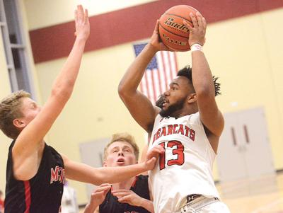 Scottsbluff boys remain undefeated, downing McCook in GNAC Tournament