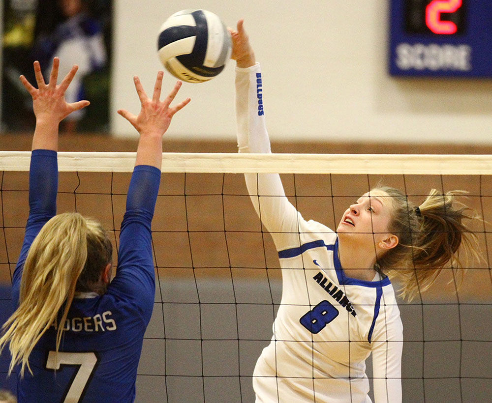 Alliance volleyball team aiming to stay the course despite loss of key players