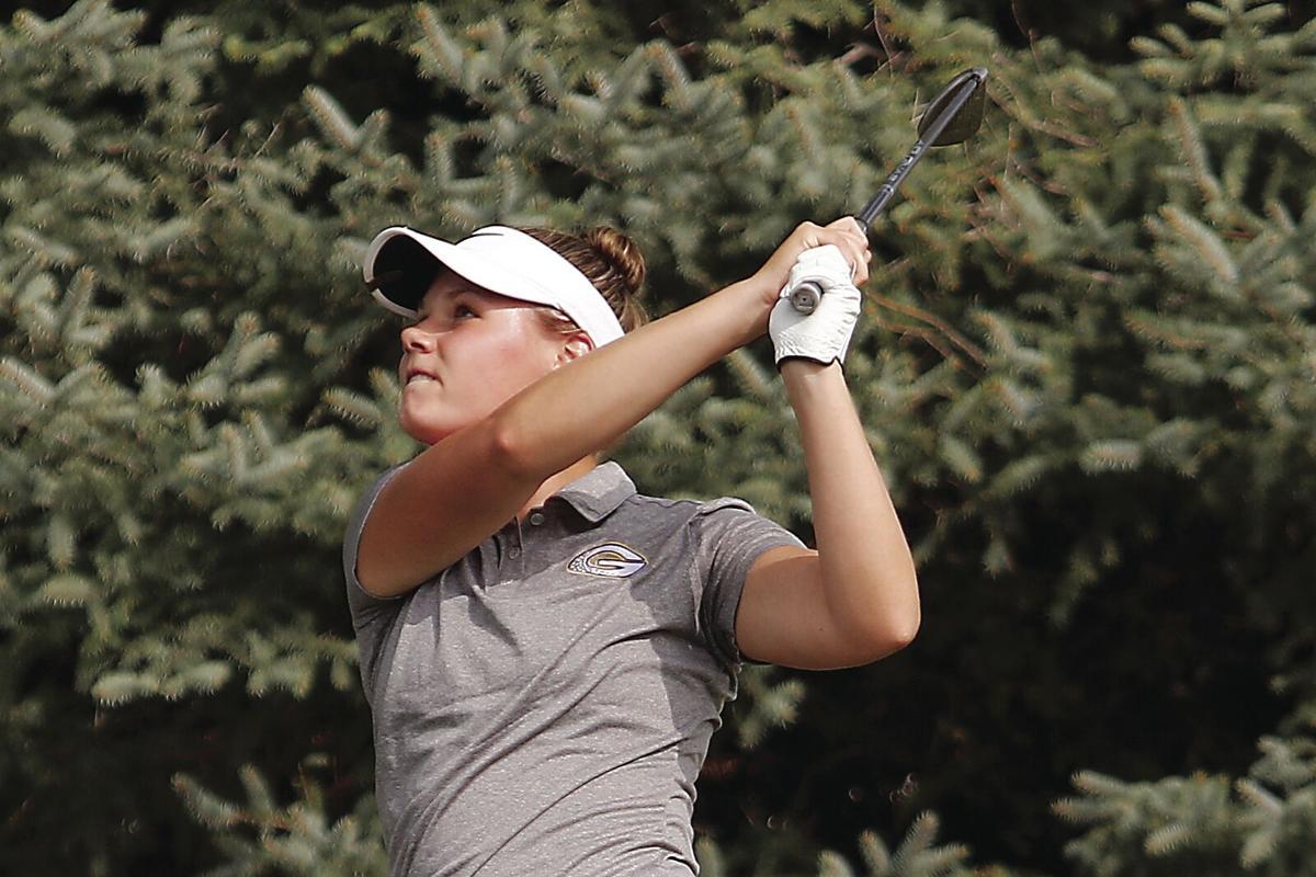 Scottsbluff's Krzyzanowski wins thriller at Gering Golf Invite
