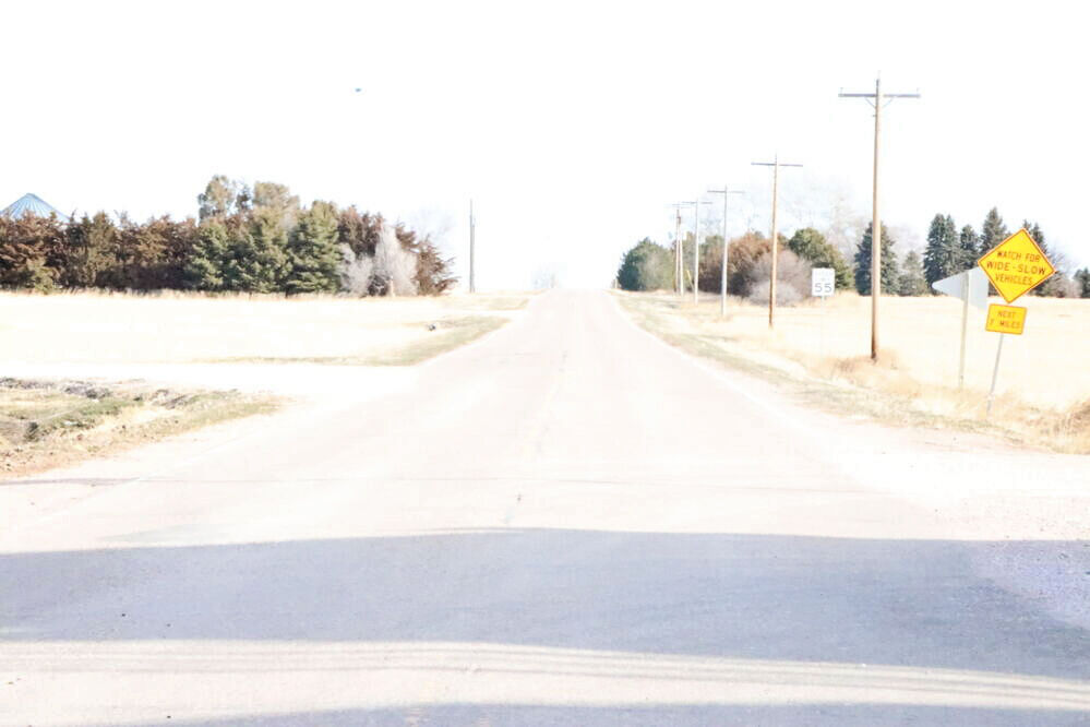 Crack filling to begin on county road projects