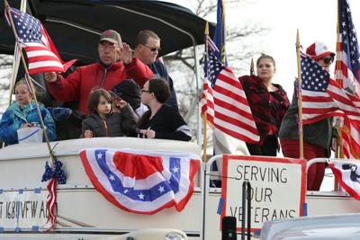 Area VFWs, schools planning celebrations for Veterans Day