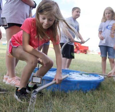 Learning the old ways: Students take part in annual ESU 13 event at Legacy of the Plains Museum