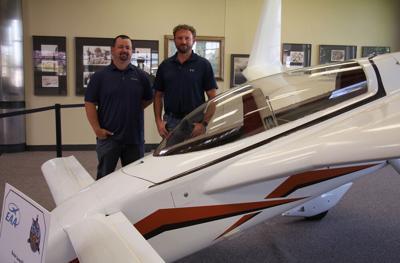 Aircraft group loans plane for display at Western Nebraska Regional Airport