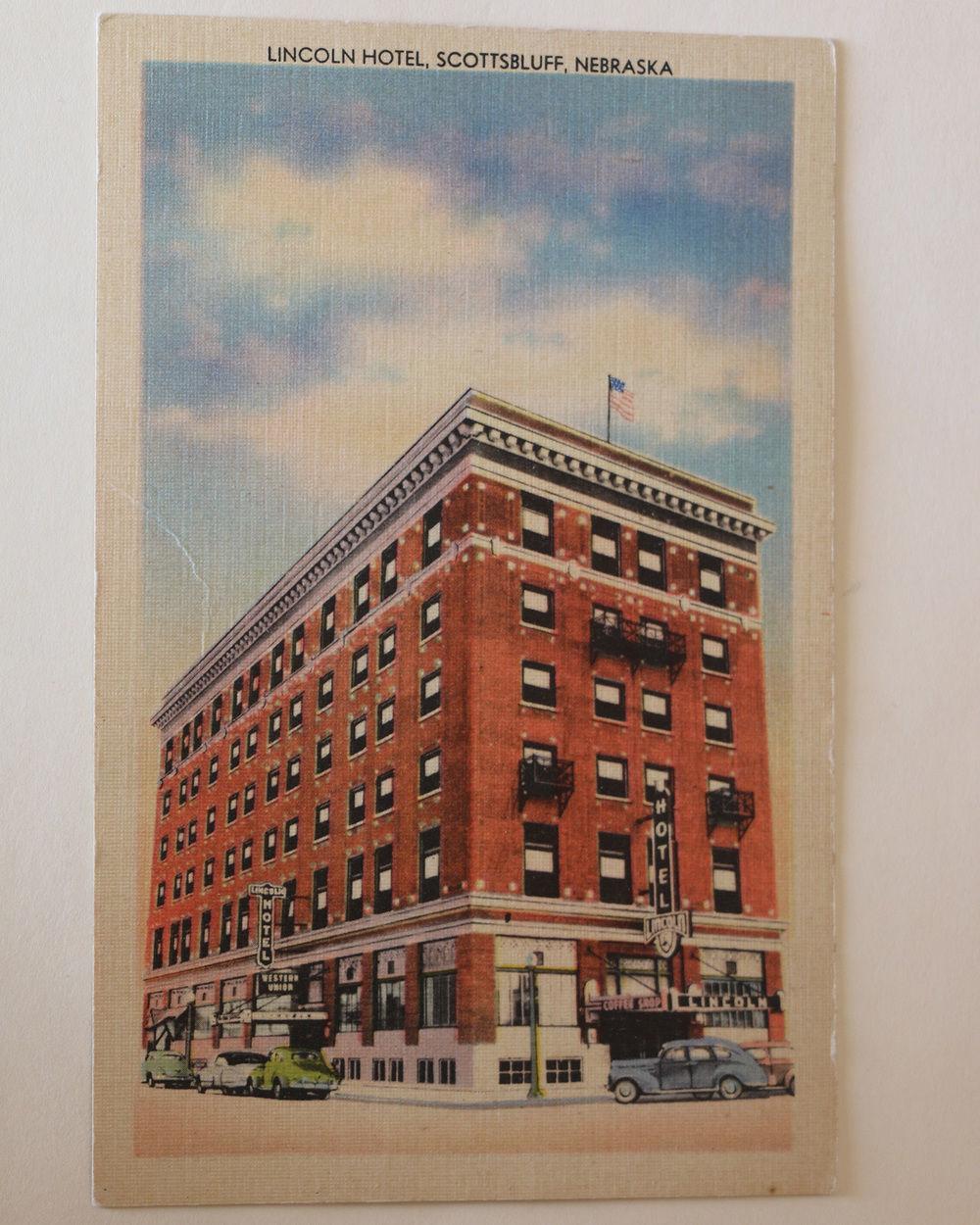 Suites In Lincoln Ne: Scottsbluff's Lincoln Hotel Turns 100