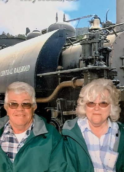Dennis and Shirley Debus