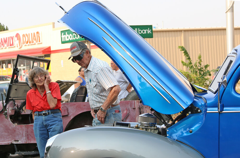 OT Days Rod and Custom Car Show takes off